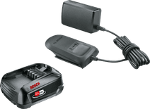 Bosch 18V 2.5Ah Starter Set (1x battery + charger)