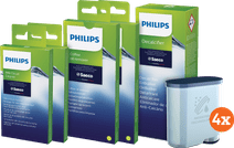 Philips Saeco Maintenance package 1 year + Milk cleaner