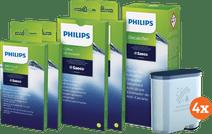 Philips Saeco Onderhoudspakket 1 jaar + Melkreiniger