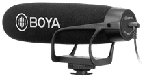 Boya BY-BM2021 Supercardioïde Shotgun Microfoon