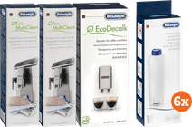 De'Longhi Maintenance Package 1 year + Milk cleaner