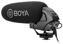 Boya BY-BM3031 Supercardioïde Shotgun Microfoon