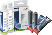 Jura Maintenance Package 6 months + Milk cleaner