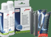 Jura Maintenance package WE series 6 months + Milk cleaner