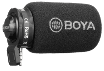 Boya BY-A7H Cardioid Video Microphone 3.5mm