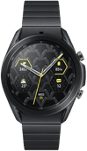Samsung Galaxy Watch3 Zwart 45 mm Titanium