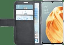 Azuri Wallet OPPO A91 Book Case Black