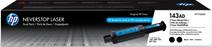 HP 143AD Neverstop Toner Cartridges Refill Kit Black Duo Pack