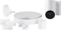 Somfy Protect Home Alarm + Outdoor Camera White