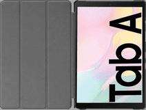Just in Case Tri-Fold Samsung Galaxy Tab A7 (2020) Book Case Blauw