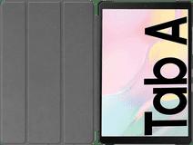 Just in Case Tri-Fold Samsung Galaxy Tab A7 (2020) Book Case Grijs