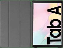 Just in Case Tri-Fold Samsung Galaxy Tab A7 (2020) Book Case Rood