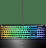 SteelSeries Apex 3 RGB Gaming Toetsenbord Qwerty