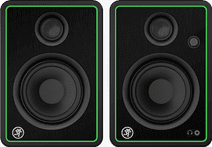 Mackie CR4-X active studio monitors
