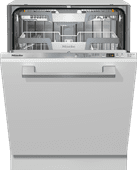 Miele G 5277 SC Vi XXL / Built-in / Fully integrated / Niche height 84.5 - 91cm