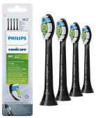 Philips Sonicare Optimal White Standard HX6064 / 11 (4 pieces)