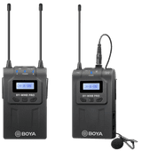 Boya BY-WM8 Pro K2 UHF Wireless Microphone Kit 2TX+1RX