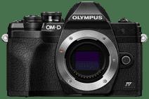 Olympus OM-D E-M10 Mark IV Body Zwart
