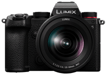 Panasonic Lumix DC-S5 Body + Lumix S 20-60mm f/3.5-5.6
