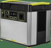 Goal Zero Yeti 3000x Portable Power Station 3032 Wh