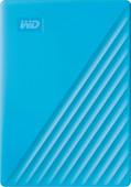 WD My Passport 4TB Blue