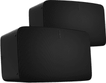 Sonos Five Duo Pack zwart