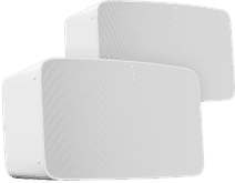 Sonos Five Duo Pack Wit