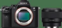 Sony A7 II + FE 50mm f/1.8