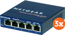 Netgear GS105 3-pack