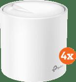 TP-Link Deco X20 4-Pack Multiroom wifi 6