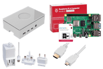 Raspberry Pi 4 Model B 4GB Starterskit WIT