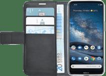 Azuri Wallet Magnet Nokia 8.3 Book Case Black
