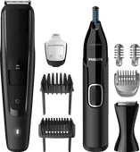 Philips Series 5000 BT5515/15 + Nose Trimmer