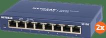 Netgear GS108 Duo Pack