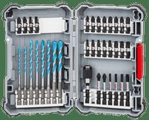 Bosch 35-delige Bit- en Borenset