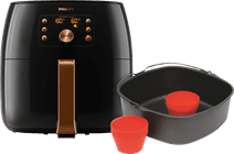 Philips Airfryer XXL Premium HD9867/90 + Baking Pan
