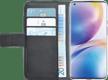 Azuri Wallet OnePlus 8 Pro Book Case Zwart