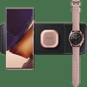 Samsung Trio Draadloze Oplader 9W Zwart