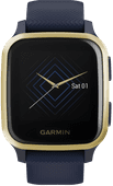 Garmin Venu Sq Music Blue/Gold