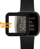 PanzerGlass Fitbit Versa 2 Screen Protector Glass Black