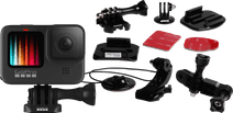 GoPro HERO 9 Black - Mounting Kit