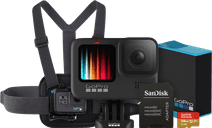 GoPro HERO 9 Black - Chest Mount Kit (128GB)