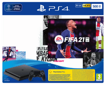 Sony PlayStation 4 Slim 500 GB  + FIFA 21