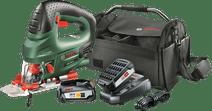 Bosch PST 18 LI + Bosch 18V 2,5 Ah Starterset + Gereedschapstas