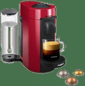 Magimix Nespresso Vertuo Plus Rood