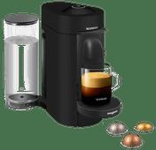 Magimix Nespresso Vertuo Plus Deluxe Matte Black