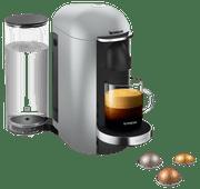 Krups Nespresso Vertuo Plus Deluxe XN900E Zilver