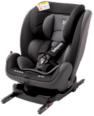 Baby Car Dupla Black