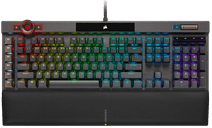 Corsair K100 RGB OPX Optisch-Mechanisch Gaming Toetsenbord