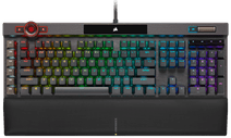 Corsair K100 RGB Cherry MX Speed Mechanisch Gaming Toetsenbord